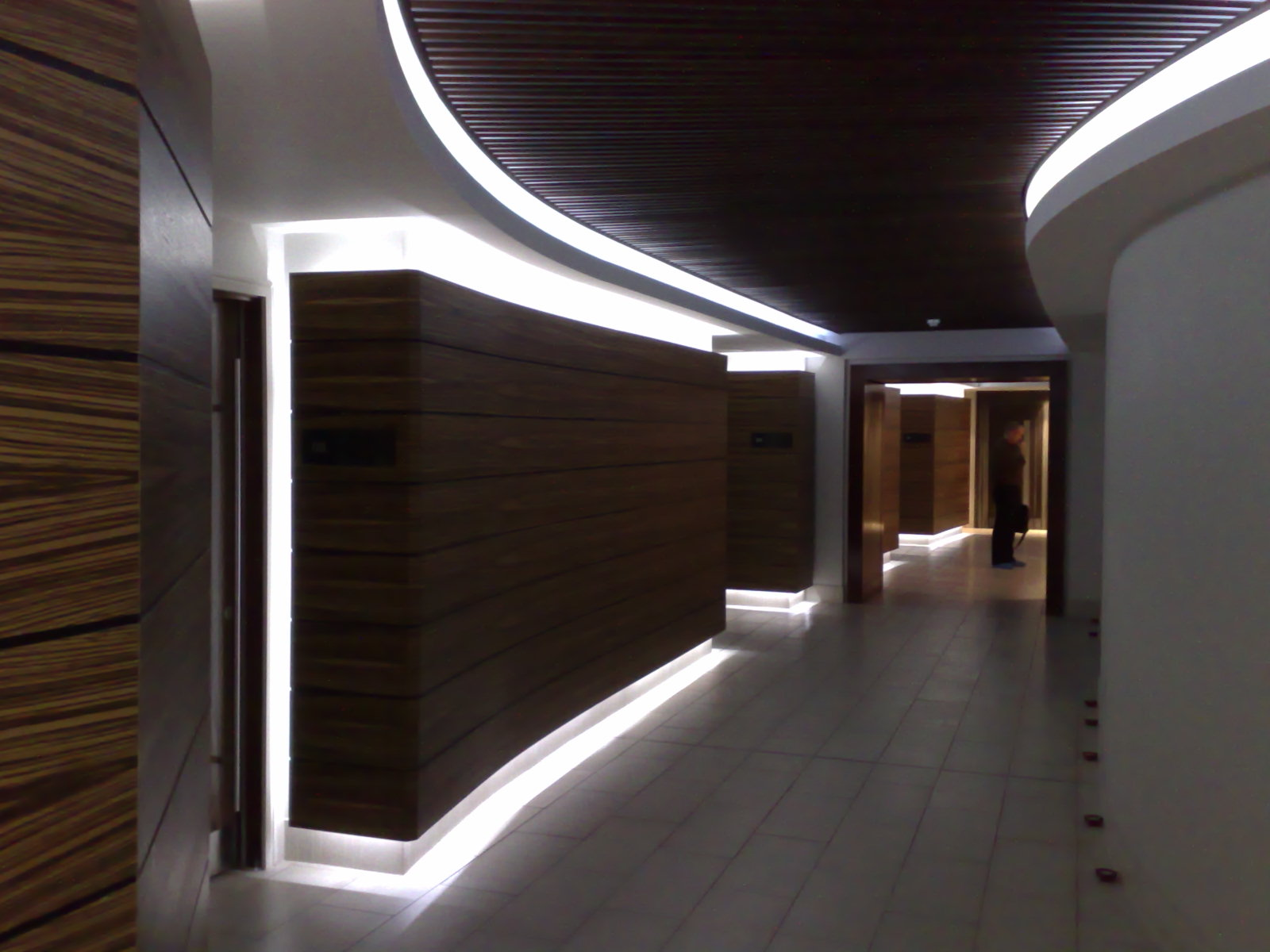 Led lights from fofx hotel style led lighting and fibre - Plafones modernos ...