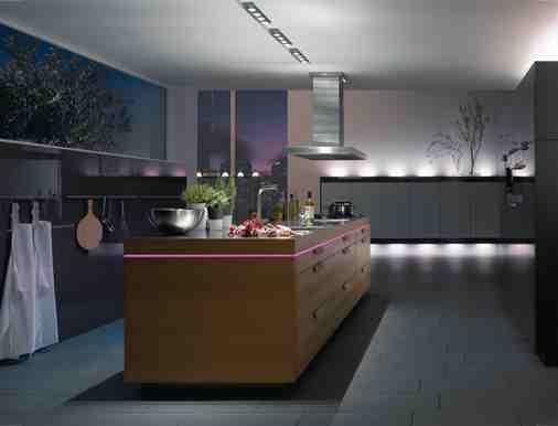 undercounter and under cabinet led lighting