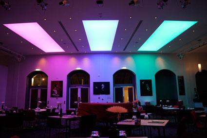 Led Lighting In Restaurants