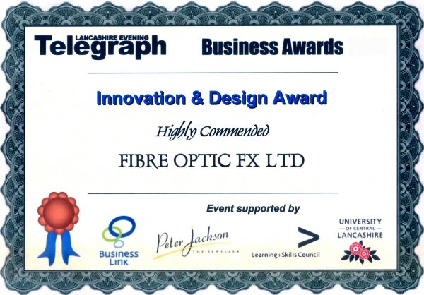 Innovation and Design Award