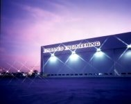 Emirates Engineering Centre – Dubai Airport