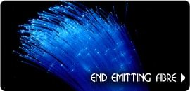 Fibre Optic End Emitting Fibre Lighting