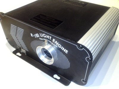 FX150DMX- 150watt Metal Halide Light Engine (dmx)