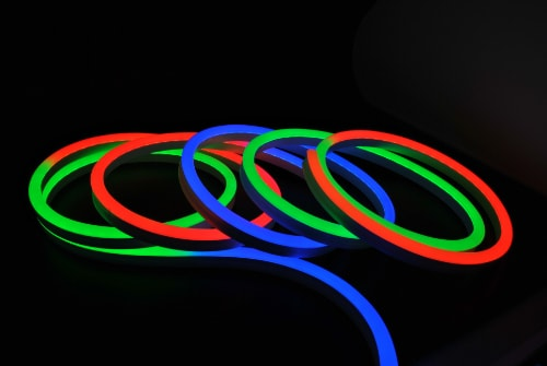 led neon tubes 24v led strip lights. Black Bedroom Furniture Sets. Home Design Ideas