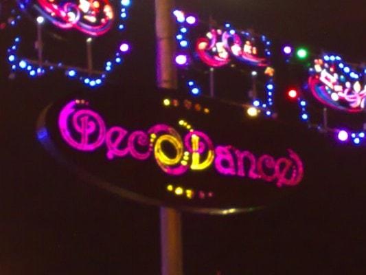 DecoDance by Lawrence Llewelyn Bowen - Blackpool Illuminations