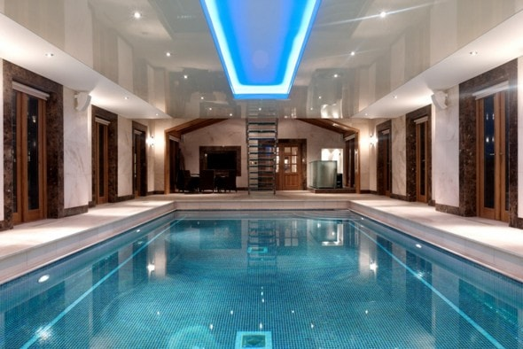 Private Home Swimming Pool - Cheshire