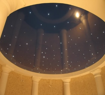 Star ceiling kits fibre optic lights for ceilings star ceiling kits example 1 aloadofball Gallery
