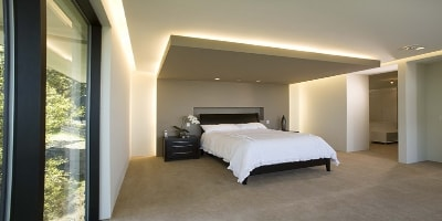 LED Bedroom Lights Header