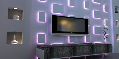 LED Lights for Home Header